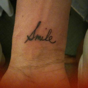 meaningful tattoos for women tumblr i19 Meaningful Quotes For Tattoos ...