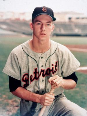 Al Kaline Detroit Tigers