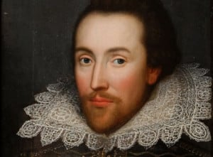 The works of Shakespeare and Wordsworth are