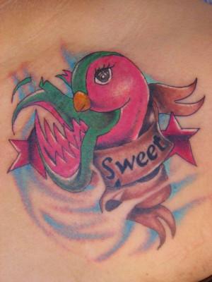 Crazy Tattoo Sweet Tattoos