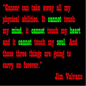May is National Cancer Research month and this year The V Foundation ...