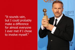 Kevin Costner quote #2