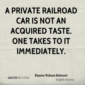 Eleanor Robson Belmont Car Quotes