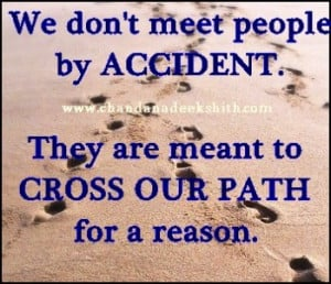Quotes About Just Meeting...