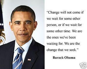 Details about President Barack Obama