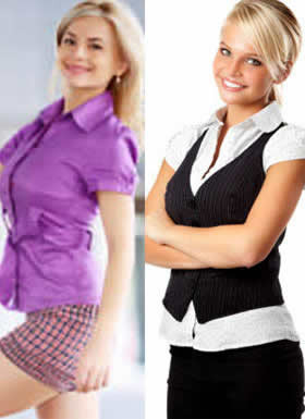 Office-appropriate fashion seems fairly obvious. So why do so many ...