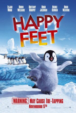 Every ticket to Happy Feet promises to be an enjoyable