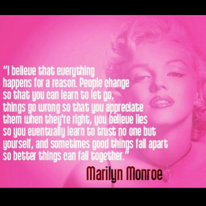 Marilyn Monroe Quotes - BrainyQuote - Famous Quotes at