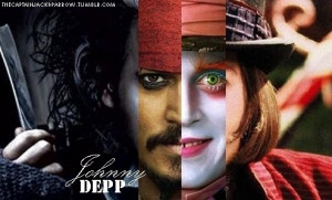 Johnny Depp is my all time favorite actor. I had to make a blog. It ...