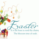 Easter Quote .