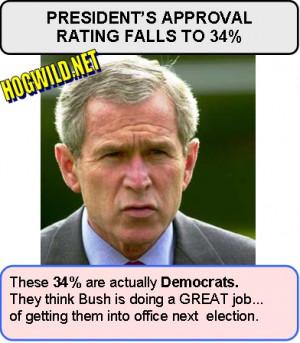 President Bush's Message to Democrats