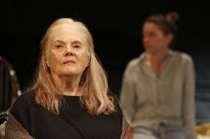 "Lois Smith and Julianne Nicholson in Sam Shepard's ""Heartless ..."