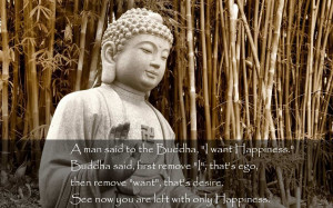 famous Buddha quote about life and happiness
