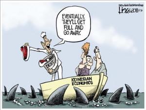 The Nonsensical Logic Of Keynesian Economics