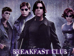 In The Breakfast Club, who says: