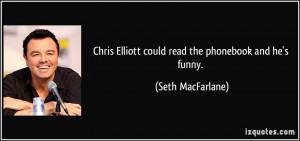Seth MacFarlane Funny Quotes