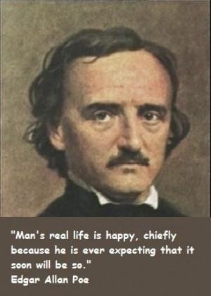 Edgar allan poe famous quotes 5