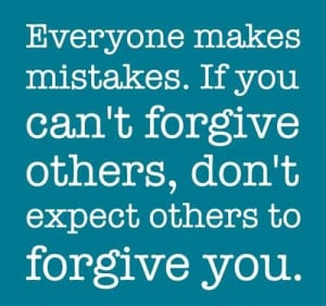 Everyone Makes Mistakes