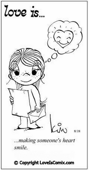 Love is... Comic Strip, Love Quotes, Love Pictures - Love is... Comics ...