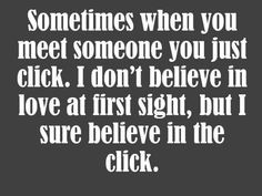 quotes first sight quotes relationship quotes cute click quotes ...