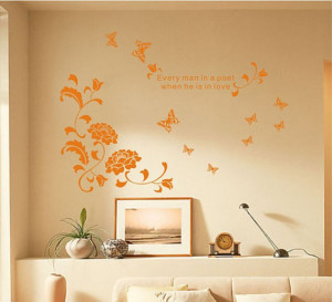 31 category wall quotesl sticker material vinly wall sticker room ...