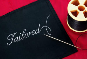 As a fan of custom tailoring and clothing alterations , I could not ...