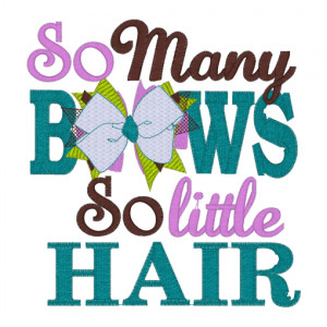 ... Quotes, So True, Girl Sayings, 2013 Embroidery, Hair, Bows 5X7, Baby
