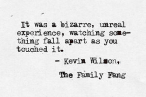 Family Falling Apart Quotes