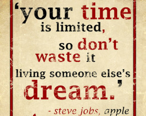 Your Time Limited Don Waste Dream...