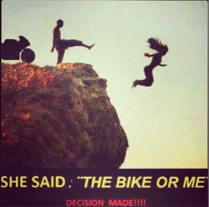 Quotes archive Motorcycle Funny Quotes picture image photo or