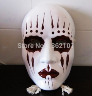 new 2014 resin JOEY JORDISON SUBLIMINAL VERSES SLIPKNOT MASK costume ...
