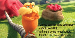 Dr. Seuss' The Lorax – A Timely Classic on Page and Screen