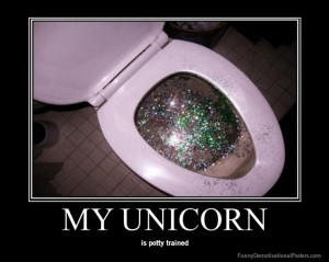 "unicorn funnies   Responses to ""I AM THE UNICORN – INSPIRATIONAL ..."