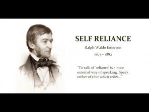 01 Self Reliance Ralph Waldo Emerson (2014 Broadcast Quality Audio ...