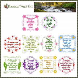 Home :: All Things Wildflowers :: Wildflower Grandparent Quotes 'N ...