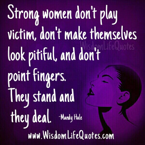 Strong Women Quotes Tumblr Picture