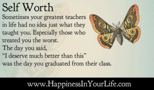 Sometimes your greatest teachers in life had no idea just what they ...