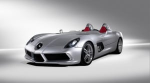 Mercedes Slr Stirling Moss 2009: Auto Price Quote