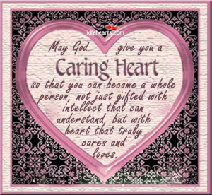 caring heart quotes