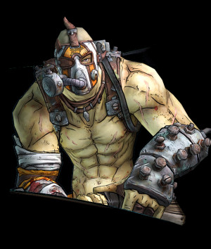 ... ribcage slaughter a fanblog for krieg the psycho from borderlands 2