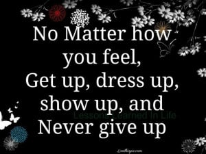 never give up life quotes quotes cute positive quotes quote life ...