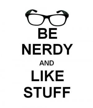 nerd nerdy