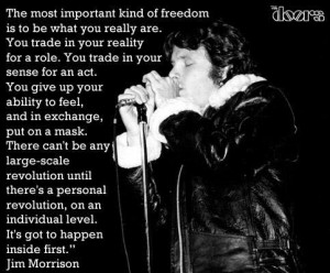 Jim Morrison. The Doors