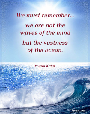 quotes about ocean waves quotesgram