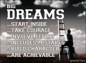 Dream Quotes Comments