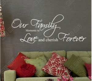 Cherish Quotes And Sayings Cherish Forever Wall Quote