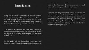 101 Amazing Inspirational Quotes screen shot 1