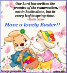 romantic easter message easter is life easter is hope easter is the ...