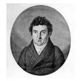 Johann Gottlieb Fichte, Engraved by Johann Friedrich Jugel after a ...