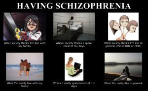 Female, Twenty Something, Schizophrenic, GSOH